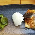 88638613 - 食べやすい鯖の照り焼き