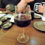 皆様酒場 大衆 昭和ゴールデン - 赤ワイン