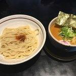 88639883 - カレーのつけ麺(850円 税込) 麺が美味しい!!