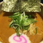 88639891 - カレーつけ麺(850円 税込) 出汁が美味しい!
