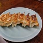 新珍味 - 焼餃子(480円)