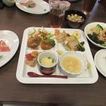 秋保グランドホテル - 料理写真: