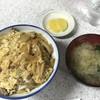 豚ちゃん - 料理写真:豚ちゃん丼(600円)