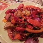 スリランカ料理 ラサハラ - ソーセージ・デヴィル