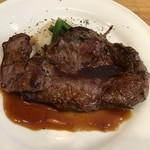 神田ビストロ style - 本日のビーフステーキ