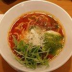 88648332 - 濃厚トマトスープ麺