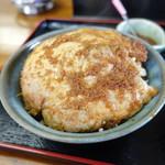 日乃出食堂 - 料理写真:ソティー丼