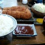 8865775 - ジャンボロースカツ定食