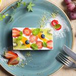 野菜ビュッフェ+選べるプレート