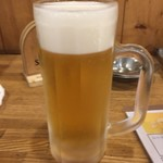 tobiume - 生ビール