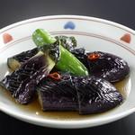 カフェ&グルメショップ カフェベル - 茄子の揚げ煮(盛りつけ例)