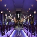 シェラトン都ホテル大阪 - チャペル GRACE HALL-グレースホール-