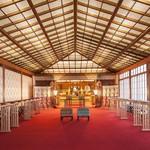 シェラトン都ホテル大阪 - 神前式場 福寿殿