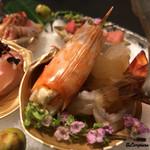 お料理 七草 - 車海老