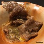 お料理 七草 - 倉石牛のサーロイン