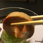 お料理 七草 - 鮟鱇の肝