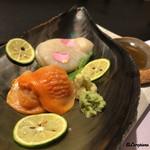 お料理 七草 - 本玉と玉珧