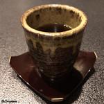 お料理 七草 - 焙じ茶