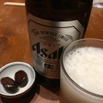 88658514 - ビールのアテ しょうゆ豆 サービス品