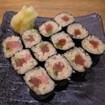 魚や一丁 - 鉄火巻