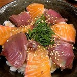 ADO - 海鮮丼