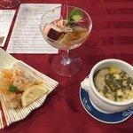 カフェ・イン・ザ・パーク - ビアフェスタの料理