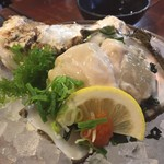 炉端かば - 岩牡蠣
