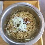 UMAMI SOUP Noodles 虹ソラ - 替え玉 スルメオイル