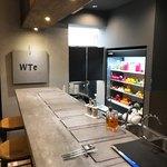 肉×野菜バル WTe - カウンター