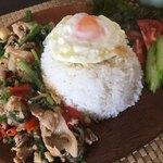 タイ料理店 プラーカポン - 料理写真: