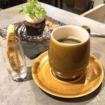 肉×野菜バル WTe - ブレンドコーヒー