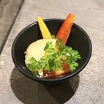 肉×野菜バル WTe - つまみ