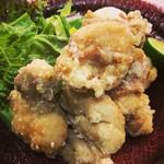 【肉】鶏の唐揚げ