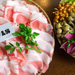 【大阪初上陸】おは朝で紹介されたイブ美豚の低温しゃぶしゃぶ