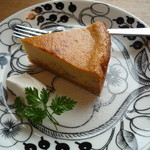8867699 - キャラメルバナナのチーズケーキ