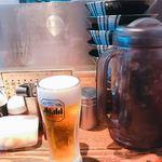 博多一双 - 暑かったので、ランチビールしました!