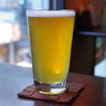 地ビールバー まる麦 - うしとらブルワリー、ウェストグリーンIPA