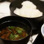 炭火魚 旬彩料理 坂本 -