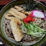 瀧乃家 - 料理写真:冷やしきつねそば
