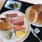 とままえ温泉ふわっと - 料理写真:朝食バイキング