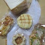 のじまベーカリー - 料理写真:買ったモノ