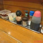 元ちゃん - テーブルオプション