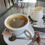 バイカーズカフェ チルコロ - ドリンク写真:ホットコーヒー