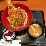 なのはな亭 - 料理写真:2018ランチ天丼