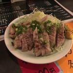 肉蔵でーぶ - 上ミノポン酢