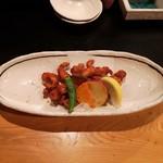 酒と肴 Shin - 料理写真:タコの唐揚げ