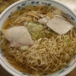 ちどり食堂 - 中華そば(¥580)