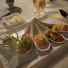 ブルーバイユー・レストラン - 料理写真:オードブル・ヴァリエ