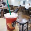 スターバックス・コーヒー - ドリンク写真:ティバーナ フローズン ティー グレープフルーツ & トマト