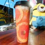 瑾茶 Zjins Tea - オールグレープフルーツ